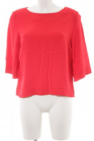 (The Mercer) NY Slip-over blouse rood casual uitstraling