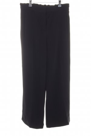 (The Mercer) NY Pantalon en jersey noir style d'affaires