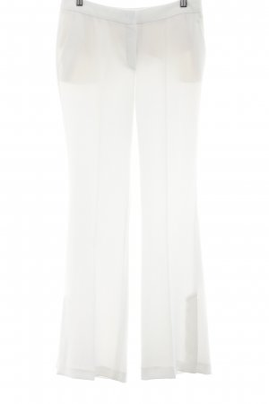(The Mercer) NY Pantalon en jersey blanc cassé style d'affaires