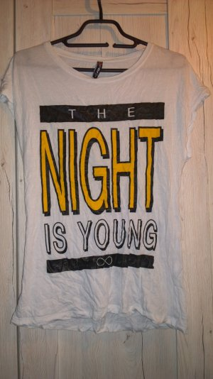 The Night is young Shirt