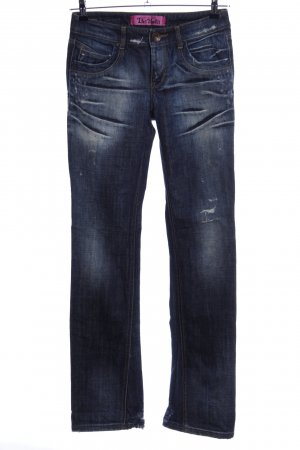 The ninth Straight Leg Jeans blue casual look