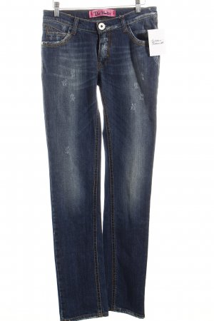 The ninth Straight-Leg Jeans blau Casual-Look