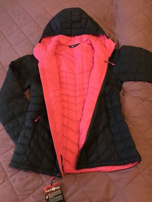 The North Face Outdoor Jacket dark blue-pink