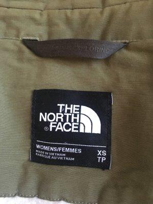 The North Face Chaqueta para exteriores gris verdoso-verde oscuro