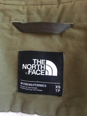 The North Face Giubbino grigio-verde-verde scuro
