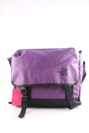 The North Face College Bag lilac-black casual look