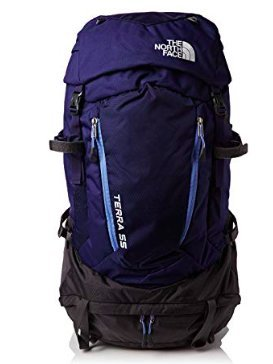 The North Face Trekking Backpack dark blue-anthracite