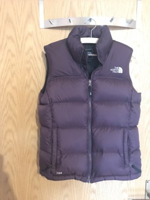The North Face Giubbino marrone-viola