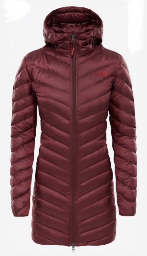 "The North Face Daunenmantel ""Trevail"" rot, XS"