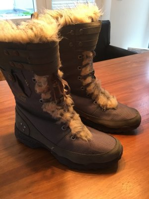 The North Face Fellstiefel oliv