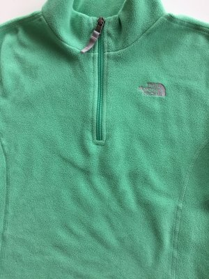 The North Face Sweat lime-green-silver-colored