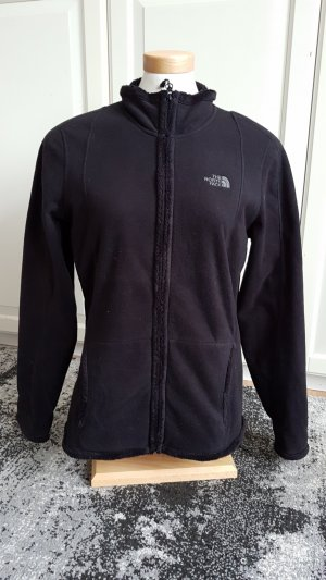 The North Face Fleece Jackets black