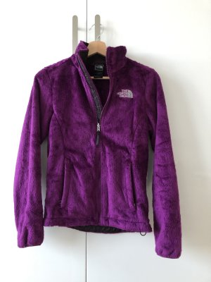 The North Face Fleecejacke flieder / pink Gr.