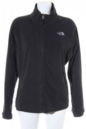 The North Face Fleecejacke schwarz Casual-Look