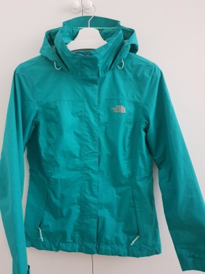 7a38c9e1c The North Face Outdoor Jacket turquoise