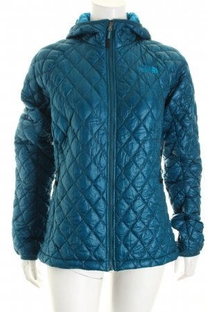 The North Face Kapuzenjacke petrol sportlicher Stil