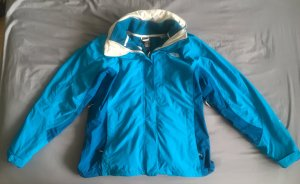 The North Face L Doppeljacke Regenjacke Fleecejacke Wanderjacke (NEU)