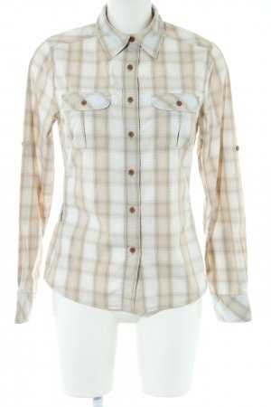 The North Face Long Sleeve Shirt allover print casual look