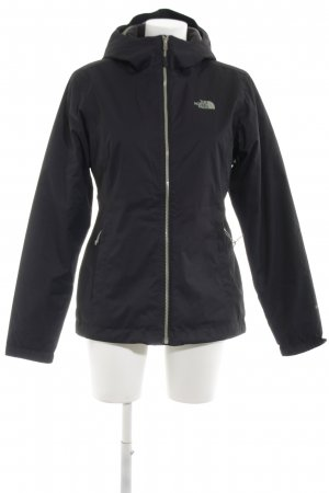 The North Face Outdoorjacke schwarz sportlicher Stil