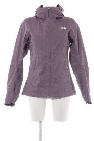 The North Face Outdoorjacke blasslila schlichter Stil
