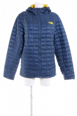 The North Face Outdoorjacke dunkelblau-dunkelgelb Casual-Look
