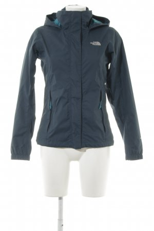 The North Face Outdoorjacke dunkelblau sportlicher Stil
