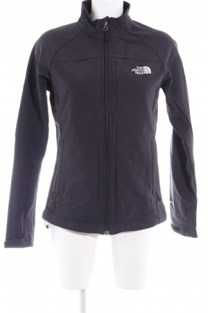 The North Face Outdoorjacke schwarz-weiß sportlicher Stil