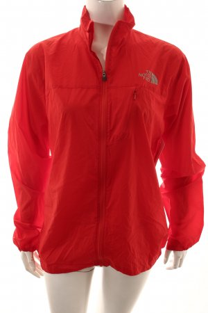 The North Face Regenjacke rot Casual-Look