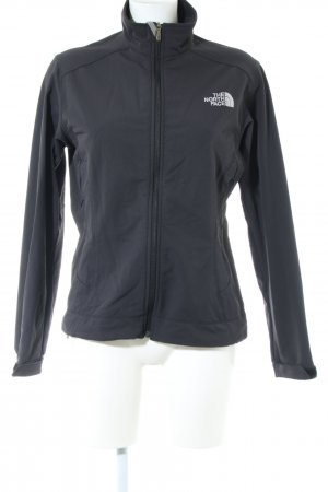 The North Face Sportjacke schwarz Casual-Look