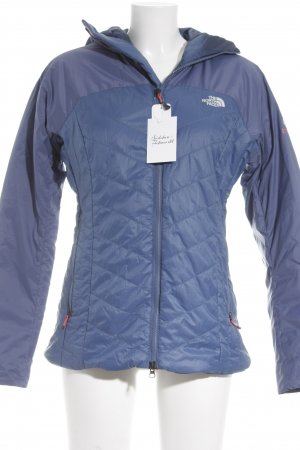 The North Face Steppjacke blau Casual-Look