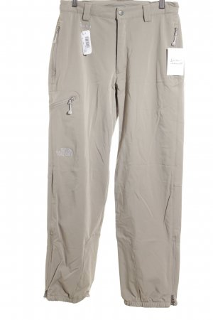 The North Face Pantalone jersey beige stile atletico