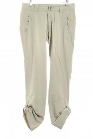 The North Face Stoffhose sandbraun sportlicher Stil