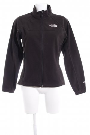 The North Face Sweatjacke schwarz Casual-Look