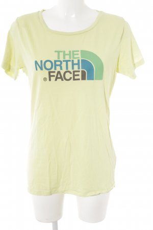 The North Face T-Shirt mehrfarbig Casual-Look