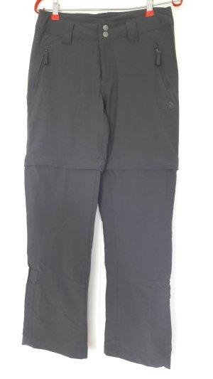 The North Face Trekkinghose Wandern grau Mit Beinzippern zum Kürzen 2-in-1 Gr. 36 S (EU4)