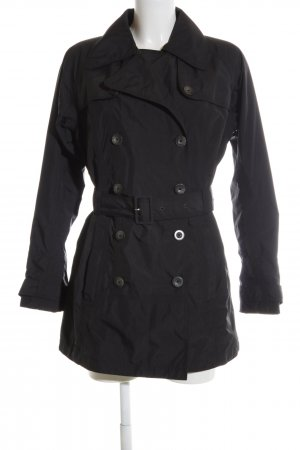The North Face Trenchcoat schwarz Casual-Look