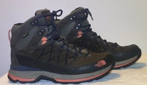 The North Face Wanderstiefel Gr. 39,5 - Neuwertig -