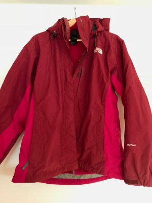 The North Face Imperméable violet-magenta polyester