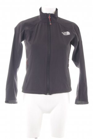 The North Face Windstopper anthrazit sportlicher Stil