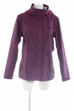 The North Face Windstopper lila Casual-Look