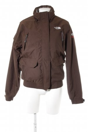 The North Face Winterjacke braun Casual-Look