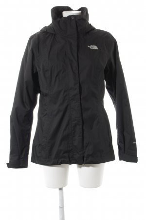 The North Face Winterjacke schwarz-dunkelblau schlichter Stil
