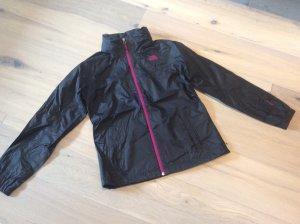 The North Face Women's Potent Jacket - schwarze Hardshelljacke - Größe L
