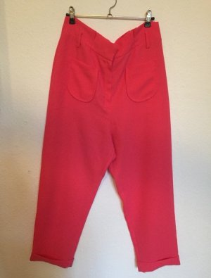 & other stories Boyfriend Trousers raspberry-red