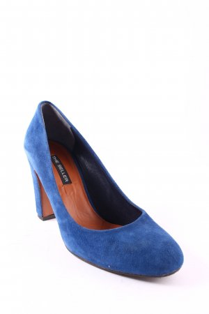 The seller Pumps blau Elegant