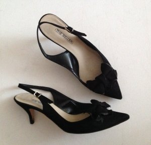 The Seller Slingpumps Wildleder 36