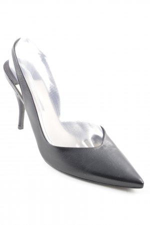 The seller Spitz-Pumps schwarz Elegant