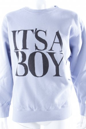 "The Shit Sweatshirt ""It's a boy"" Gr. 36"