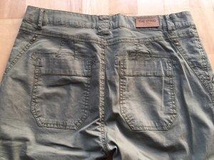 Pantalone cargo cachi