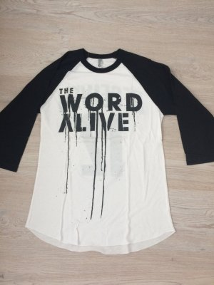 The Word Alive 3/4 Baseballshirt Gr. S